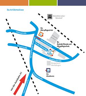 ibs Altenpflegeschule Bremen Anfahrt