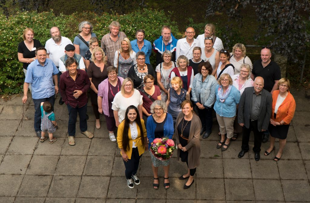 Frau Lanwer-Eilers geht in den Ruhestand