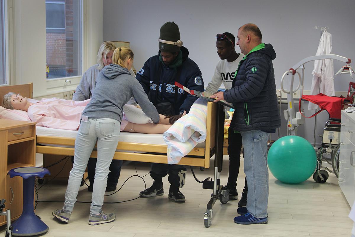 Ausbildung Pflege Bremen